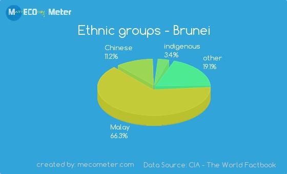 Ethnic groups of Brunei