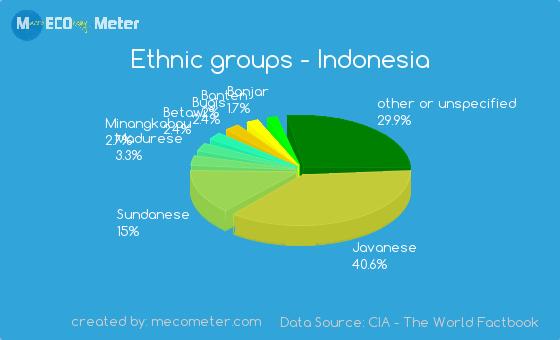 Ethnic groups of Indonesia