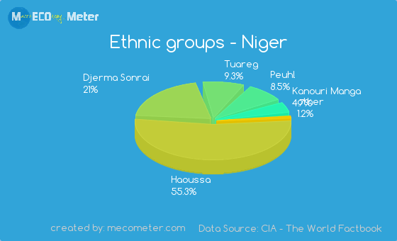 Ethnic groups of Niger